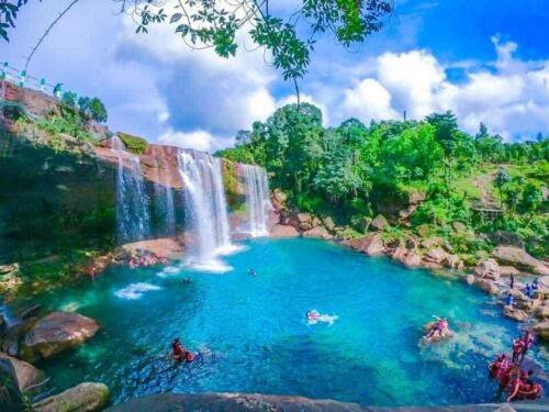 Krangsuri Water Falls