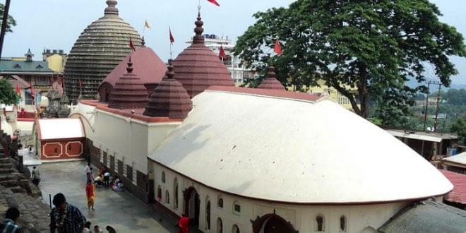 kamakhya-temple-nilachal-hill-guwahati-assam tour