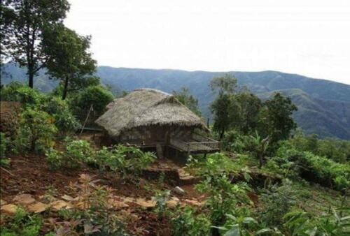 A Village in Meghalaya